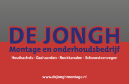 visitekaartje de Jongh